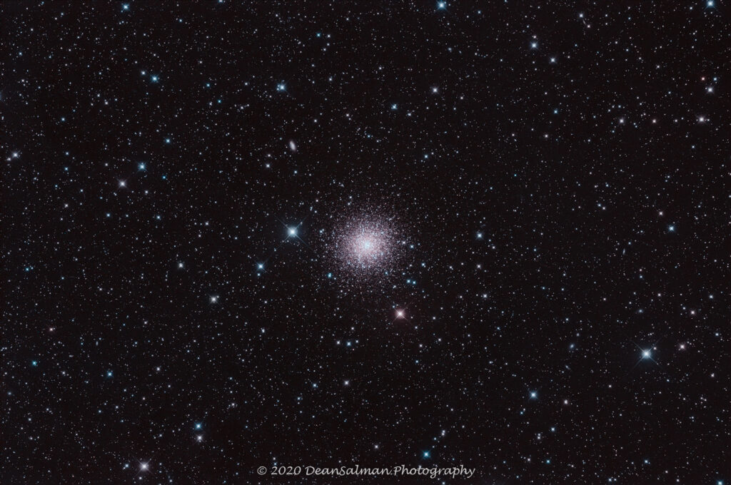 Dean Salman Globular Star Cluster Photography