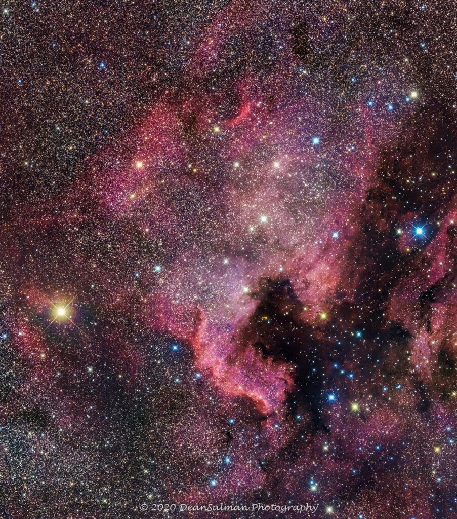 Dean Salman Nebula Photography