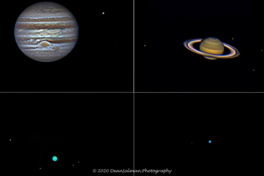 Dean Salman Solar System Photography