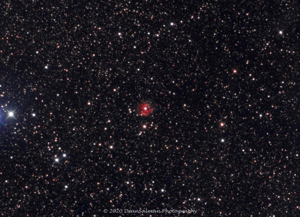 Dean Salman Planetary Nebula Photography